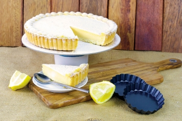 Cake: Lemon Lime And Citrus Tart
