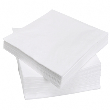 Lunch Napkins (white) - 100 Pack