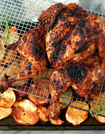 Whole Peri Peri Roast Chicken