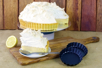 Cake: Lemon Meringue Pie