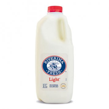 Milk - Light (2L)