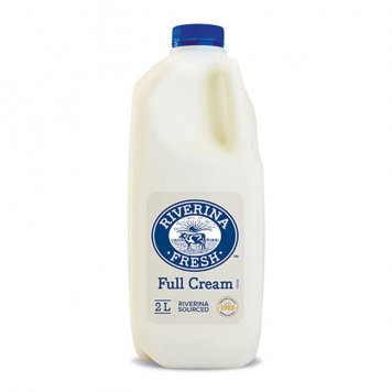 Milk - Full Cream (2L)