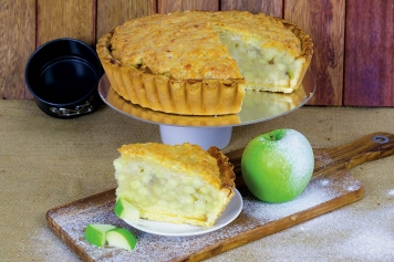 Cake: Dutch Apple Pie